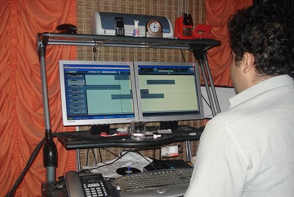 ریمیکس و تلفیق موسیقی زورخانهای و الکترونیک